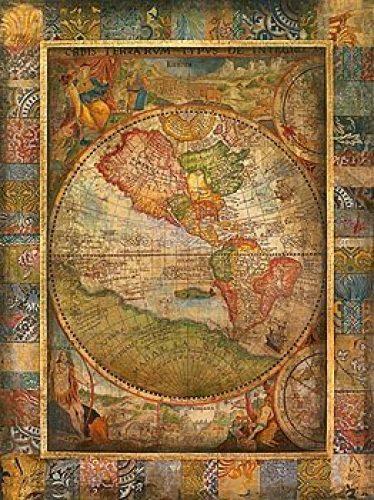 Orbis Terra by John Douglas