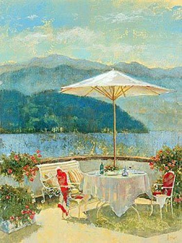 Terrace Retreat by Longo