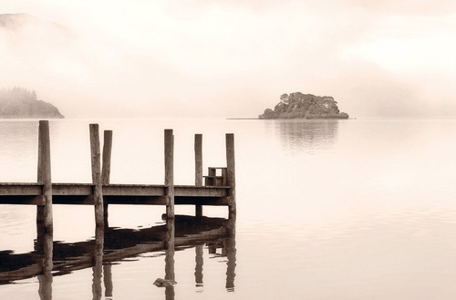 Timber Jetty by John Harper