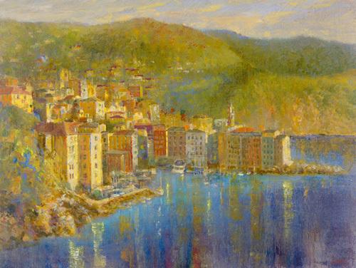 Coastal View by Longo
