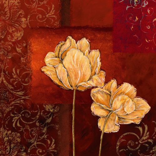 Tapestry II by Linda Wood