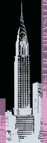 New York Deco II by Malcolm Sanders