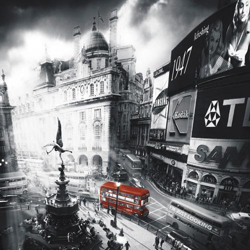 Piccadilly by Jurek Nems