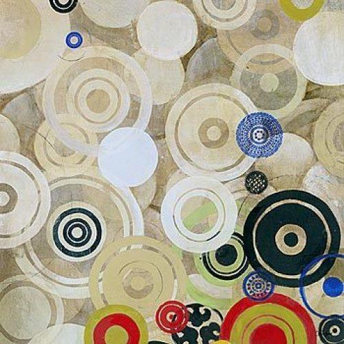 Lots Of Spots IV by Marilyn Bridges