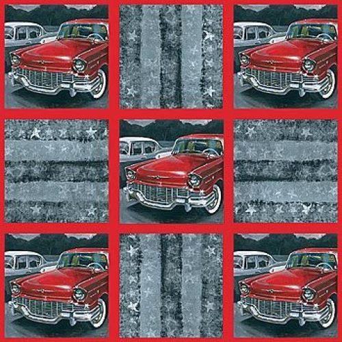 Transporter Collage II by Karen Dupré