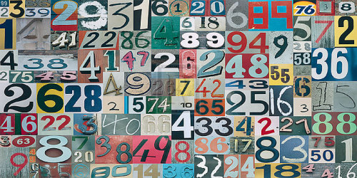 Numero by Sharon Elphic