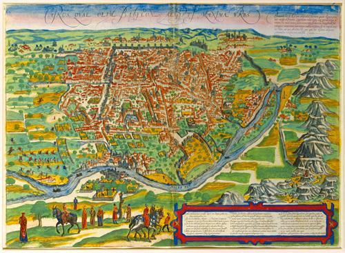 Cairus Ovae Olim Babylon 1574 by Anonymous