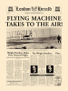 Flying Machine Takes to the Air by London Herald