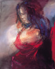 Odalisque II by Christine Comyn
