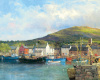 Dingle Harbour by Clive Madgwick