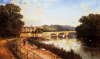 Richmond-on-Thames by Edmund John Niemann