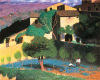 Cagnes by Felix Vallotton
