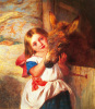 Best Friends by George Augustus Holmes