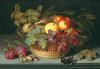 Fruit Basket by Johannes Bosschaert