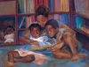The Reading by Sharon Wilson
