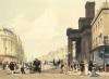 Regent Street Looking towards The Quadrant by Thomas Shotter Boys