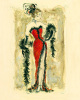 Lady Burlesque IV by Karen Dupré