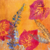 Vibrant IVb by Jennifer Hollack