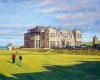 St. Andrews 18th- Tom Morris by Peter Munro