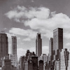 Manhattan Skyline I by Anonymous