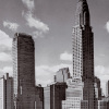 Manhattan Skyline II by Anonymous