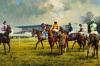 Sandown Racecourse by Graham Isom