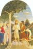 Baptism by Piero Della Francesca