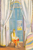 French Window at Nice, late 1919 by Henri Matisse