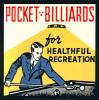 Pocket Billiards for Healthful Recreation by Retro Series