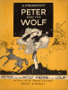 Peter and the Wolf by PROKOFIEV, Sergei S. by Anonymous