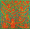 Untitled (1989) by Keith Haring
