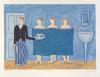 Dumb Waiter by Paula McArdle