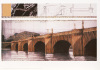 The Pont Neuf Wrapped I by Javacheff Christo