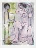La Coiffure (1954) by Pablo Picasso