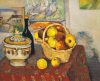 Still Life with Soup Tureen, 1877 by Paul Cezanne