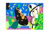 Tristesse du Roi, 1952 by Henri Matisse