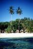 Koh Phi Phi beach huts, Thailand by Heinz Krimmer