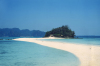 Tropical sandbank by Heinz Krimmer