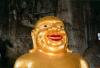 Chinese Buddha, Krabi Thailand by Heinz Krimmer