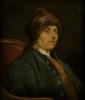Portrait Of Benjamin Franklin (1706-1790) by John Baptiste Lienard