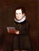Portrait Of A Young Boy, 1830 by Zedekiah Belknap