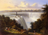 Niagara Falls Scene by Victor DeGrailly