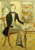 Portrait Of John A. Rawlings, Esq by American School