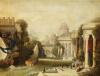 Embarkation Of Ulysses by Erastus Salisbury Field