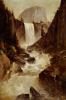 Vernal Falls, Yosemite by Thomas Hill
