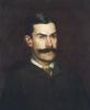 Portrait Of Frank Macdowell by Thomas Cowperthwait Eakins