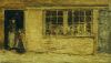 The Shop Window by James McNeil Whistler