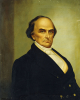 Portrait Of U.S. Statesman And Lawyer, Daniel Webster (1782-1852) by Joseph Goodhue Chandler