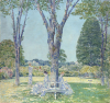 The Audition, East Hampton, 1924 by Frederick Childe Hassam