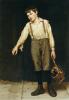 Shoeshine Boy by John George Brown